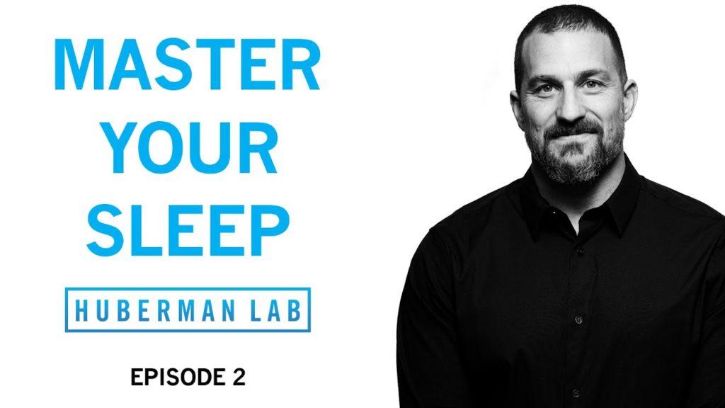 Huberman Lab Podcast Episode 2 Title Card