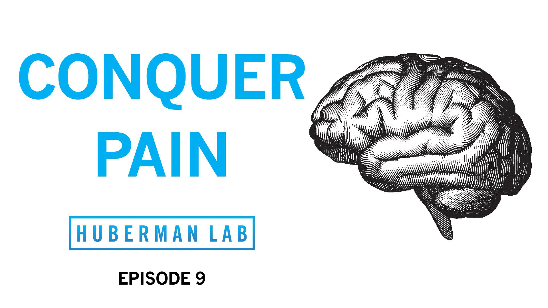 Huberman Lab Podcast Episode 9 Title Card