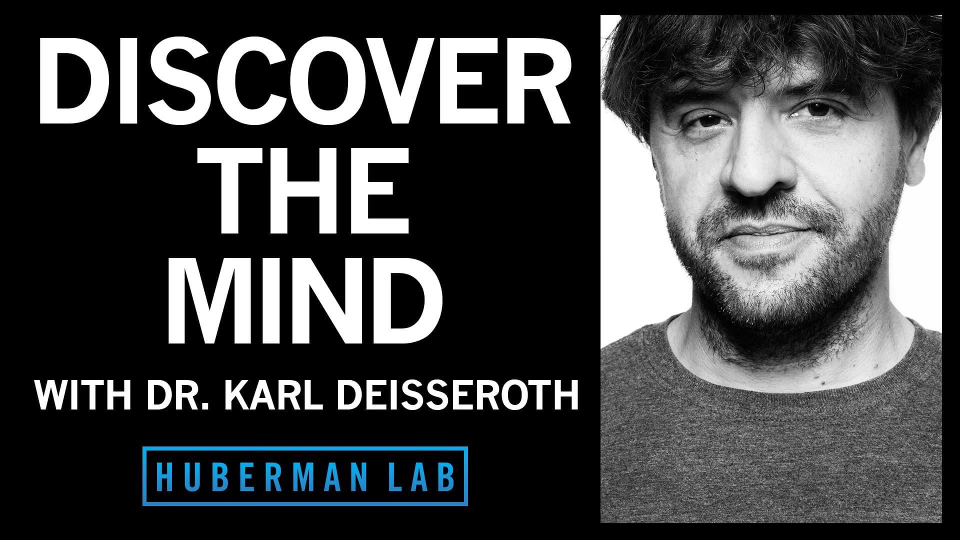 Huberman Lab Podcast Episode 26 Title Card
